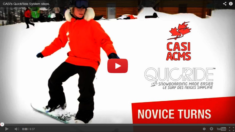 CASI Quick Ride System Youtube